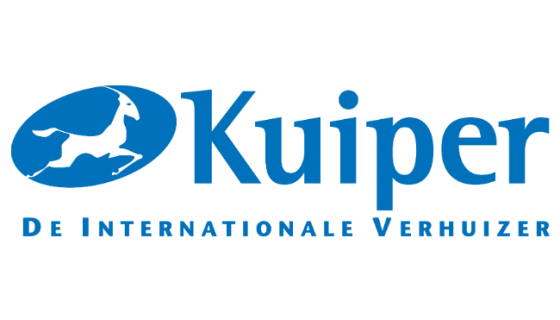 logo Kuiper de internationale verhuizer