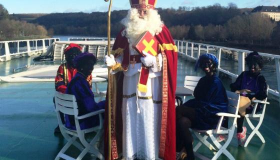 Sinterklaas intocht Remich