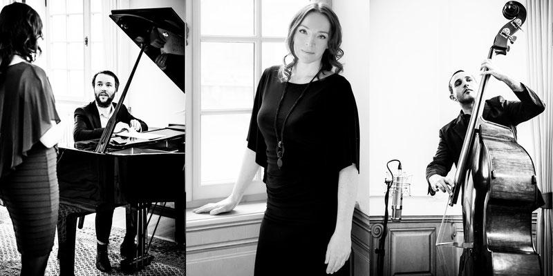 Edith van den Heuvel Trio