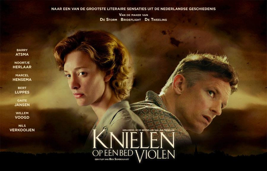 Film: Knielen op een bed violen