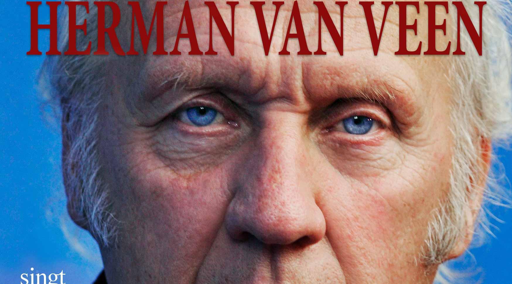 Flyer Es war einmal... Herman van Veen