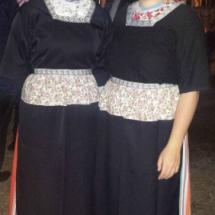 Haringborrel 2017 met haringmeisjes