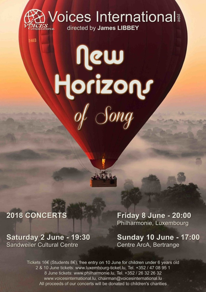 New Horizons of Song Flyer